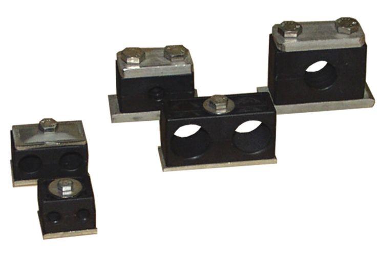 Colliers polyamide série standard