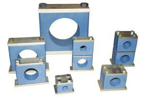 Colliers série lourde en polypropylène ou polyamide