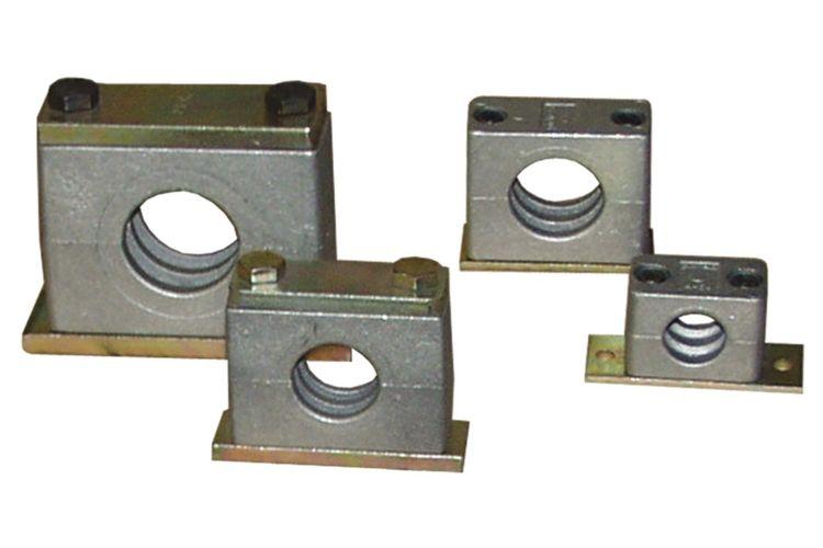 Colliers série standard en aluminium