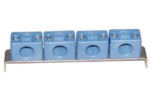 Colliers série standard sur plaque