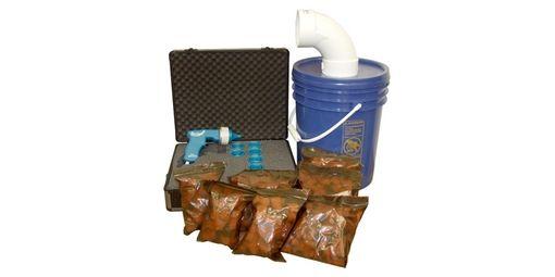 Kit nettoyage flexibles et tubes