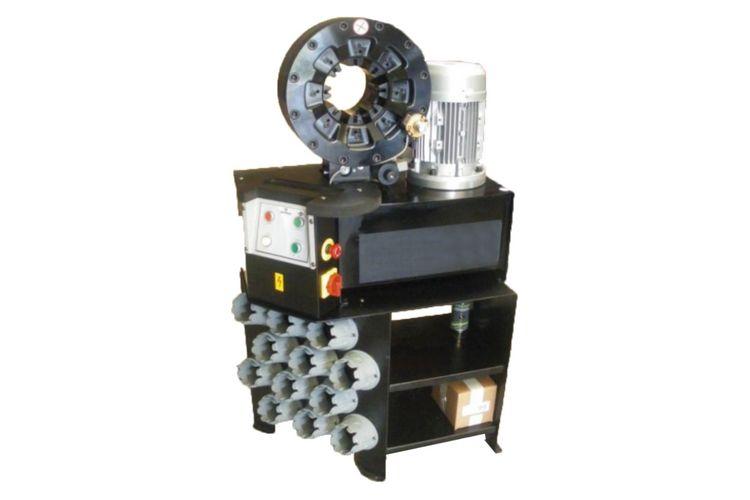 Presse électrique de sertissage pour tuyaux 2%22 - 6 Nappes et 4%22 Industriel