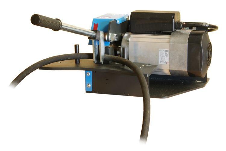 Tronçonneuse pour tuyaux 1%22 convient pour une utilisation intermittente en atelier